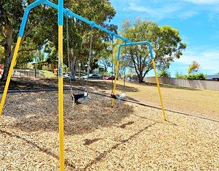 Westall Way Reserve Playground Swings 1