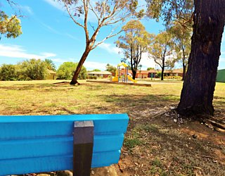 Wistow Crescent Reserve Facilities Seat 1