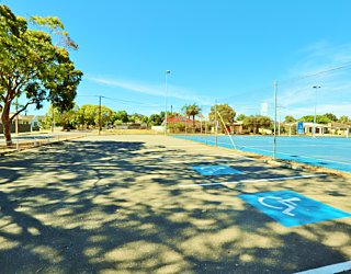 York Avenue Reserve Eastern End Facilities Car Parking 2