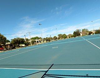York Avenue Reserve Netball 2