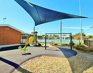 York Avenue Reserve Playground 1