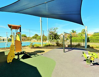 York Avenue Reserve Playground 3