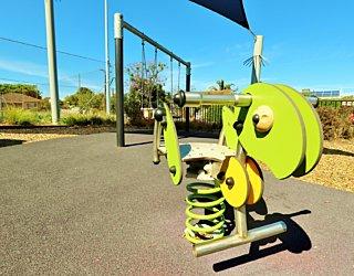 York Avenue Reserve Playground 4