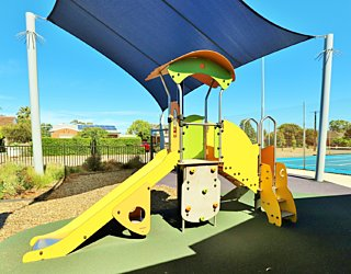 York Avenue Reserve Playground 8