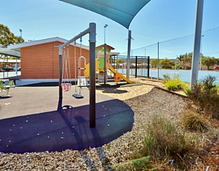 York Avenue Reserve Playground 11