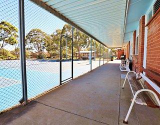 York Avenue Reserve Tennis Netball 1
