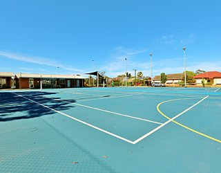 York Avenue Reserve Tennis Netball 3