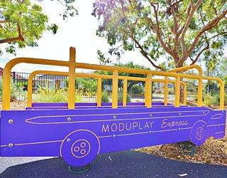 Mulcra Avenue Reserve 20190107 Playground 1