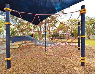 Mulcra Avenue Reserve 20190107 Playground 7