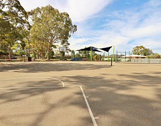 Mulcra Avenue Reserve 20190107 Sports Courts 1
