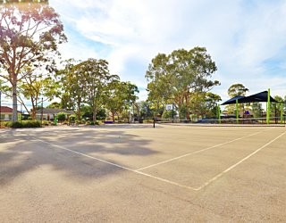 Mulcra Avenue Reserve 20190107 Sports Courts 2