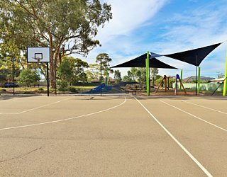 Mulcra Avenue Reserve 20190107 Sports Courts 3