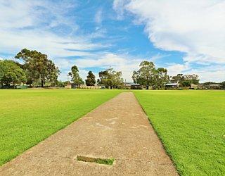 Scarborough Terrace Reserve 20190107 Sports Cricket Pitch 1