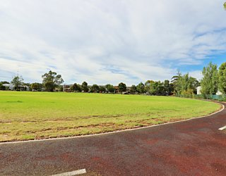 Scarborough Terrace Reserve 20190107 Sports Running Track 1
