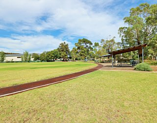 Scarborough Terrace Reserve 20190107 Sports Running Track 2