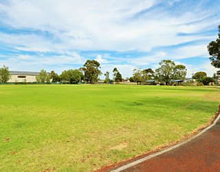 Scarborough Terrace Reserve 20190107 Sports Running Track 5