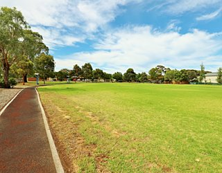 Scarborough Terrace Reserve 20190107 Sports Running Track 6