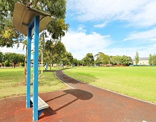 Scarborough Terrace Reserve 20190107 Sports Running Track 7