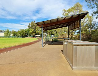 Scarborough Terrace Reserve 20190107 Facilities Bbq 1