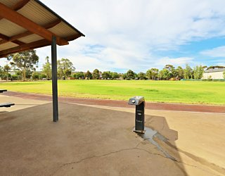 Scarborough Terrace Reserve 20190107 Facilities Drinking Fountain 1