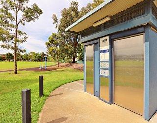 Scarborough Terrace Reserve 20190107 Facilities Toilet 1