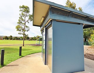 Scarborough Terrace Reserve 20190107 Facilities Toilet 2