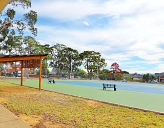 Woodforde Family Reserve 20190107 Courts East 1