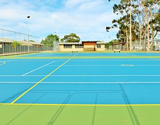 Woodforde Family Reserve 20190107 Courts East 2