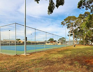 Woodforde Family Reserve 20190107 Courts East 3