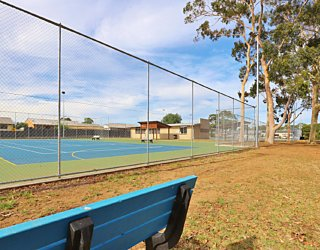 Woodforde Family Reserve 20190107 Courts East 4