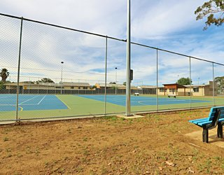 Woodforde Family Reserve 20190107 Courts East 5