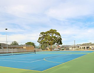 Woodforde Family Reserve 20190107 Courts West 1