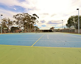 Woodforde Family Reserve 20190107 Courts West 2