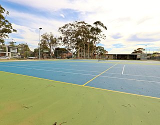 Woodforde Family Reserve 20190107 Courts West 3