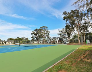 Woodforde Family Reserve 20190107 Courts West 4
