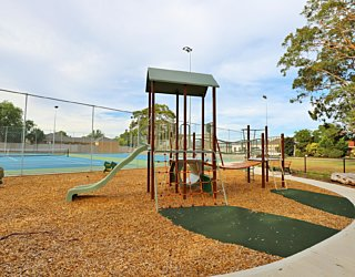 Woodforde Family Reserve 20190107 Playground 1