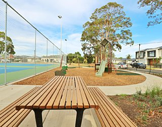 Woodforde Family Reserve 20190107 Playground 6