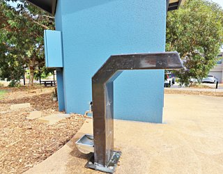 Harbrow Grove Reserve 20190107 Facilities Drinking Fountain 1