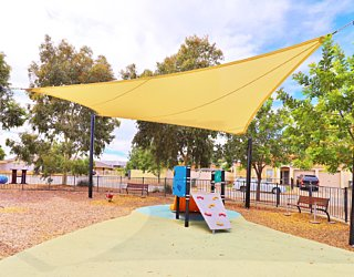 Harbrow Grove Reserve 20190107 Playground Junior Multistation 1