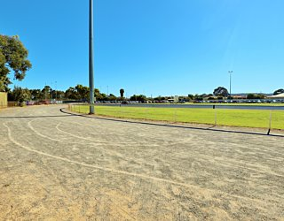 Marion Oval Eastern Field Track 2
