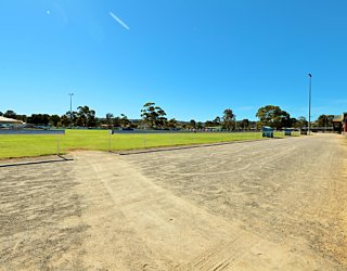 Marion Oval Eastern Field Track 1