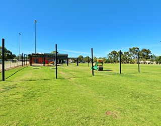 Marion Oval Western Field Cricket Nets 5