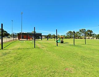 Marion Oval Western Field Cricket Nets 5
