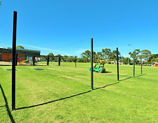 Marion Oval Western Field Cricket Nets 4