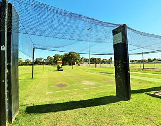 Marion Oval Western Field Cricket Nets 3