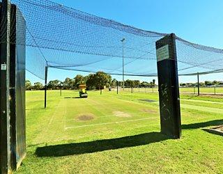 Marion Oval Western Field Cricket Nets 3