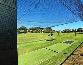 Marion Oval Western Field Cricket Nets 2