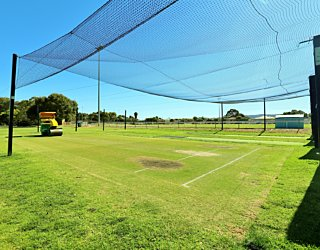 Marion Oval Western Field Cricket Nets 1