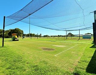 Marion Oval Western Field Cricket Nets 1