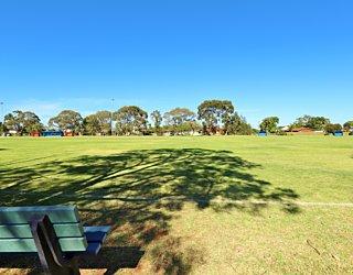 Marion Oval Western Field Cricket 2